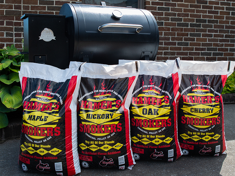 Hamer's Cherry Smokers bags by BBQ